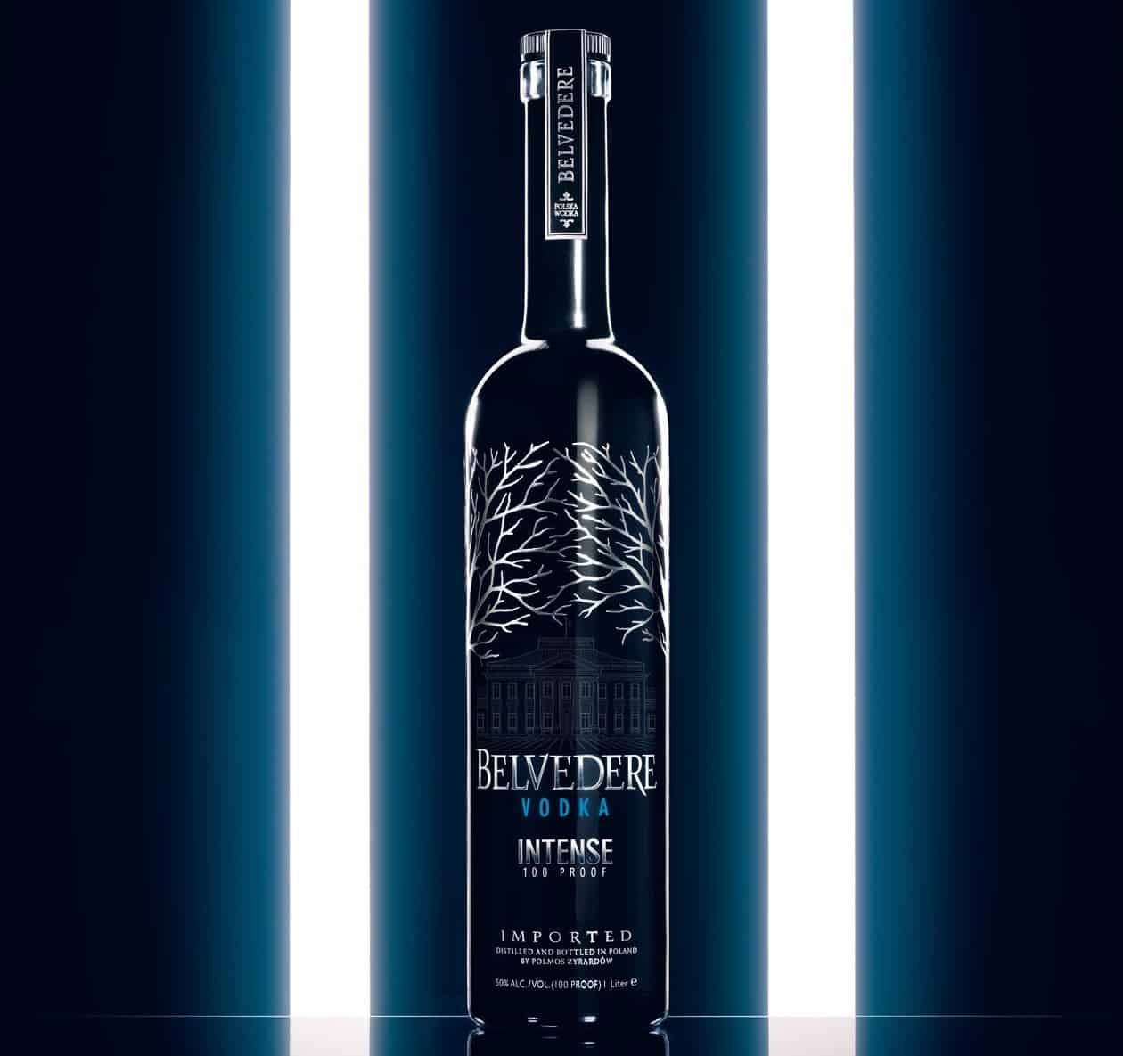 Belvedere Intense – vodka