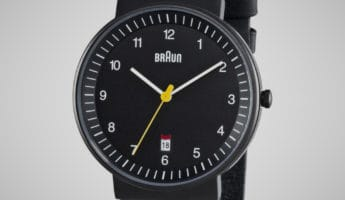 Braun BN003 Analog Watch Under 500 345x200 Tee Time With The 14 Best Watches Under $500