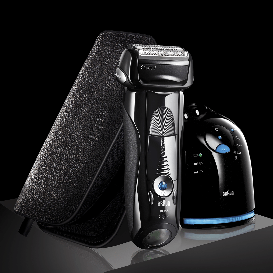 Braun Series 7 – electric razor