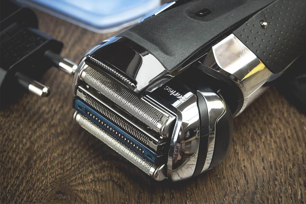 Braun Series 9 – electric razor