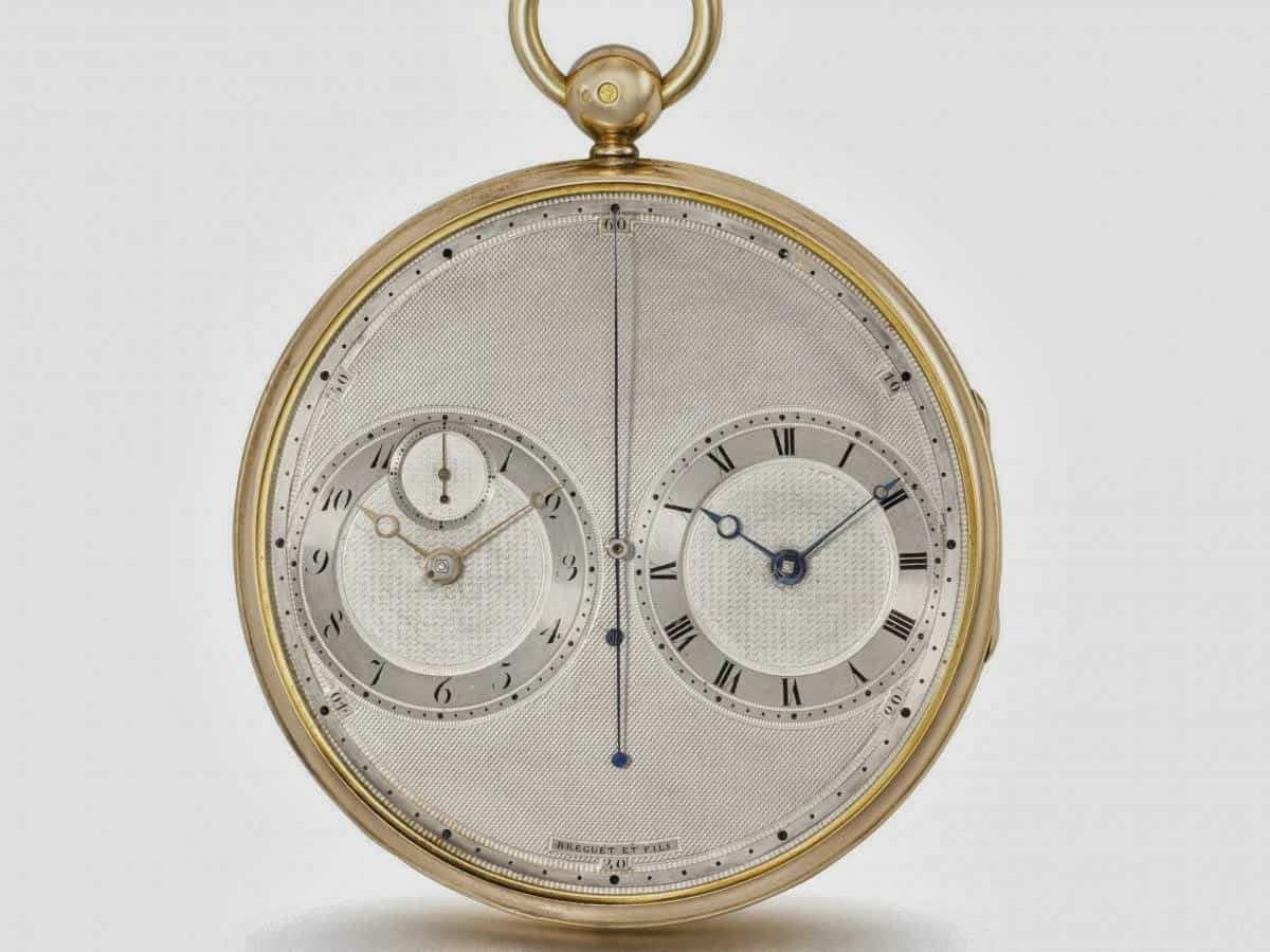 Breguet Antique Number 2667 – expensive watch
