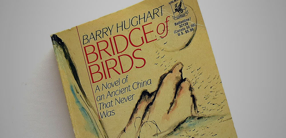 Bridge of Birds (The Chronicles of Master Li and Number Ten Ox #1) – funny philosophy book