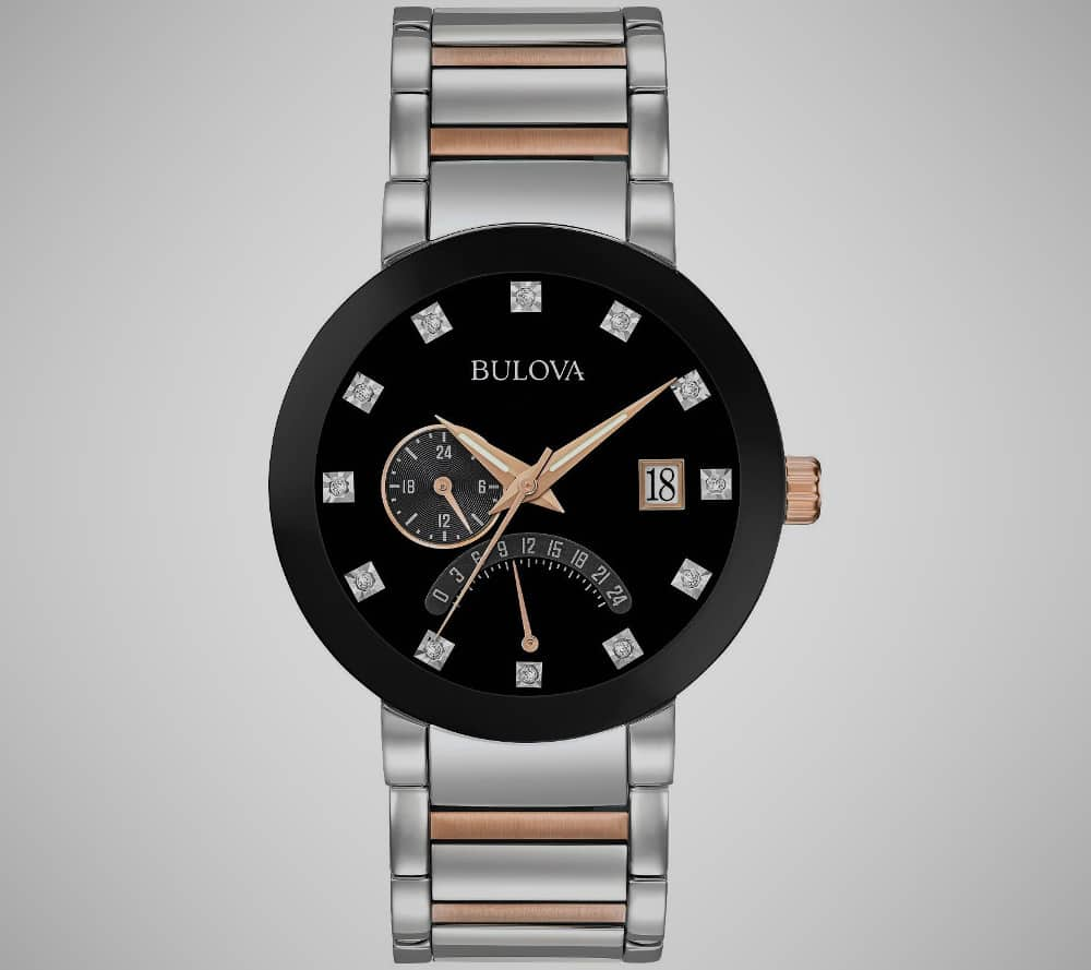 Bulova Diamond Accent Watch Under 500