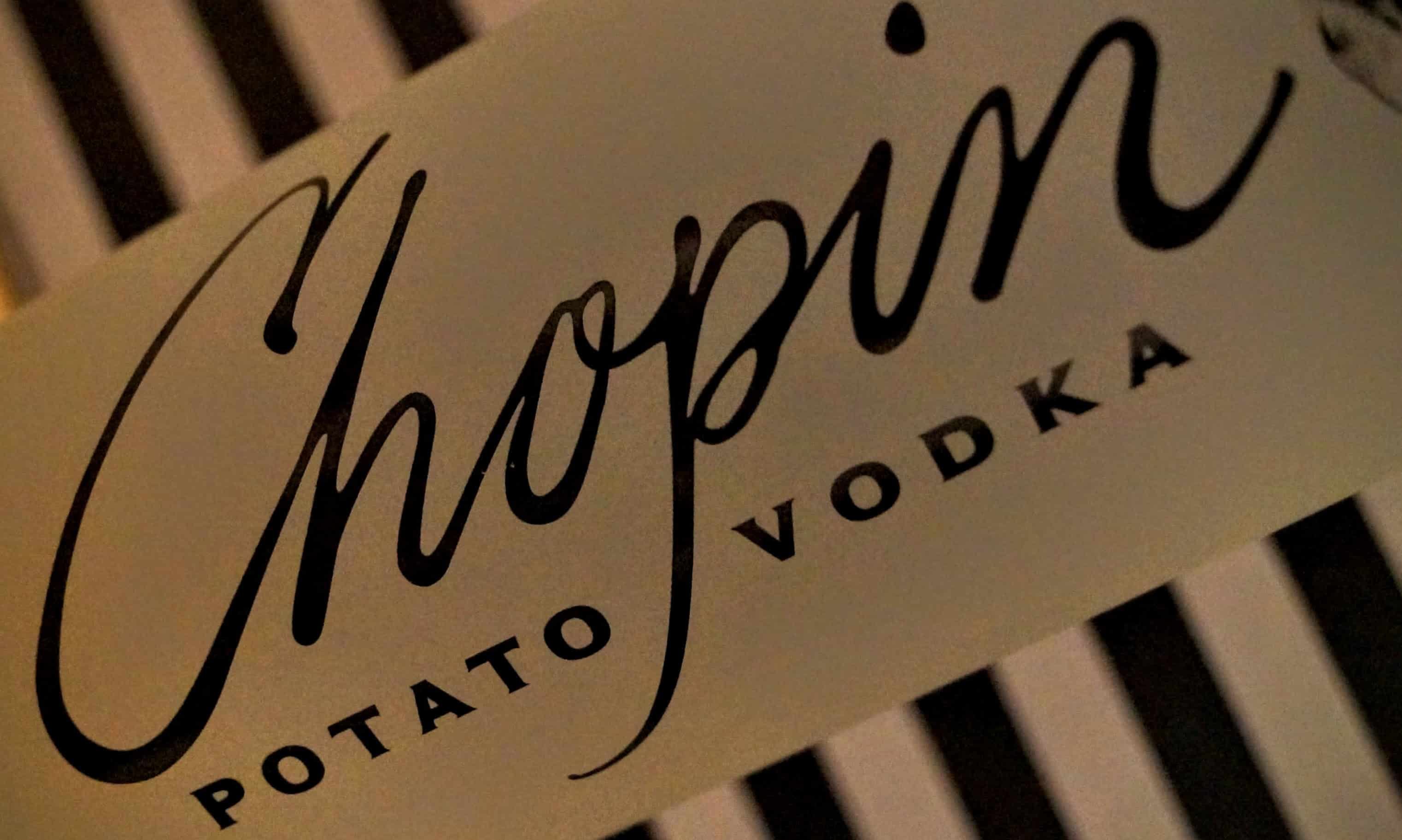 Chopin – vodka