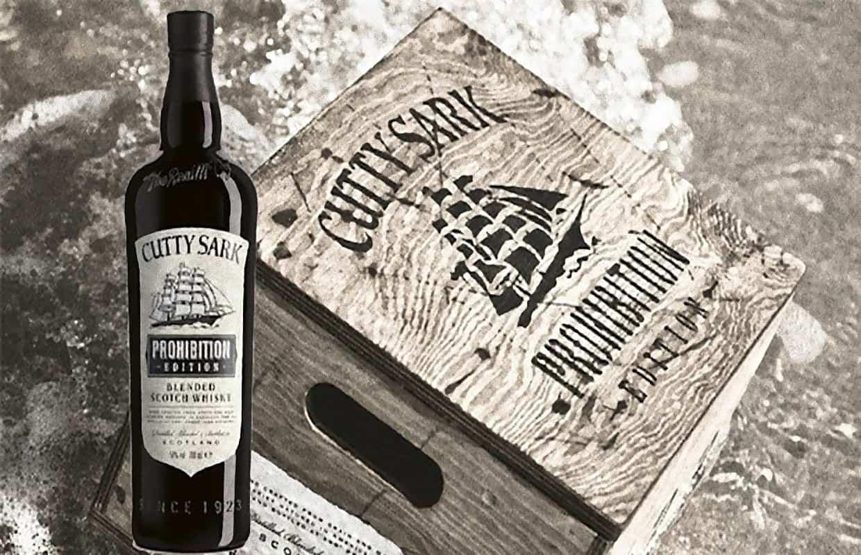 Cutty Sark Prohibition Edition – scotch under 50