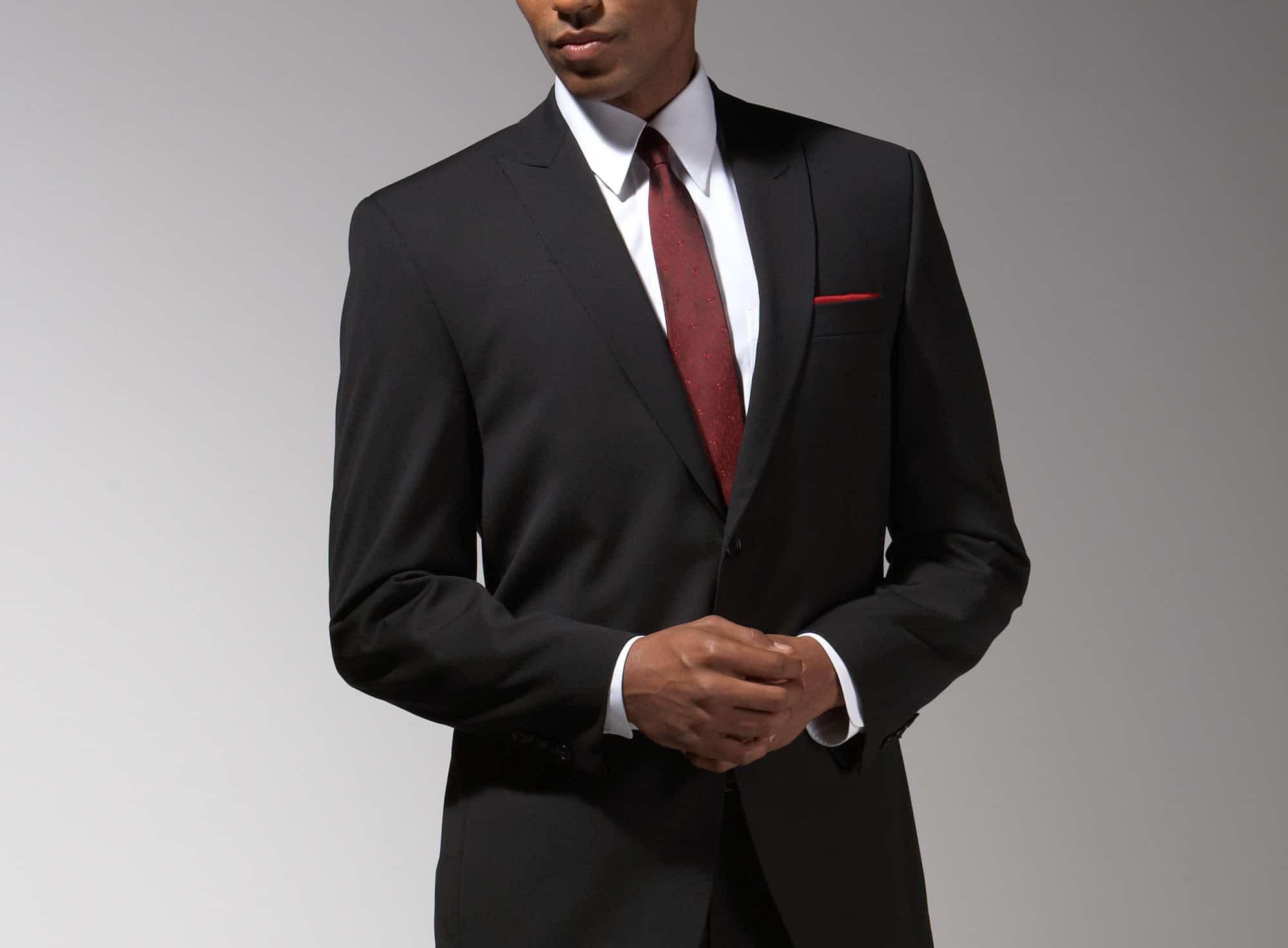 Dark Suit – cocktail attire for men