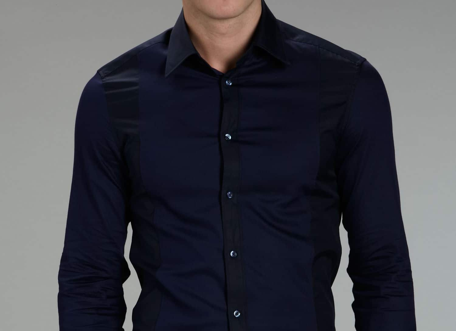 Dress Shirt – cocktail attire for men