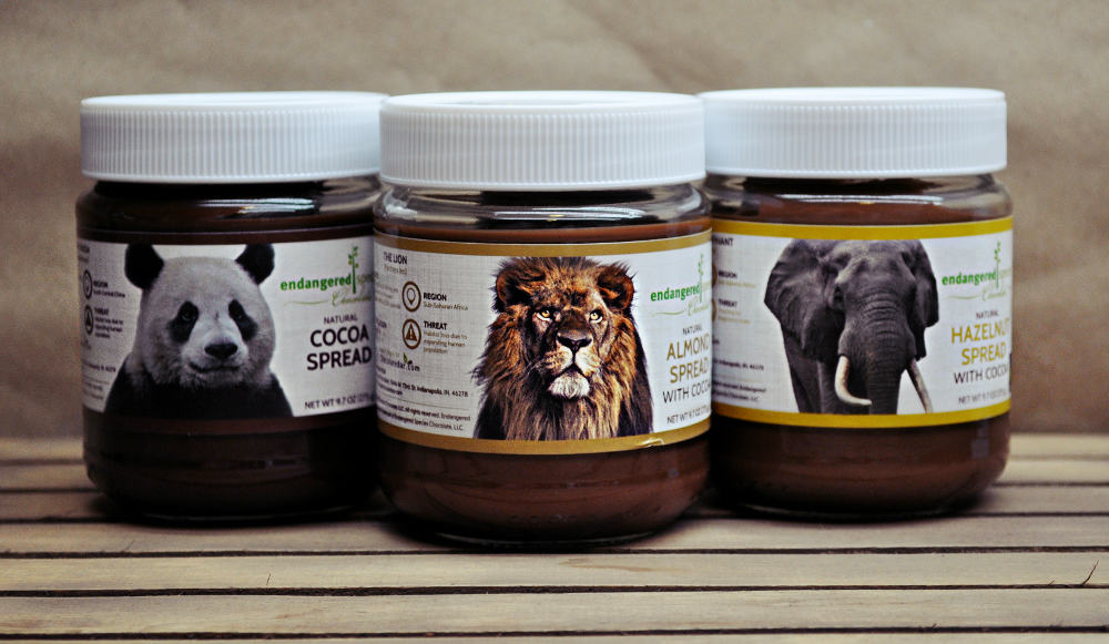 Endangered Species Chocolate – brand help animals