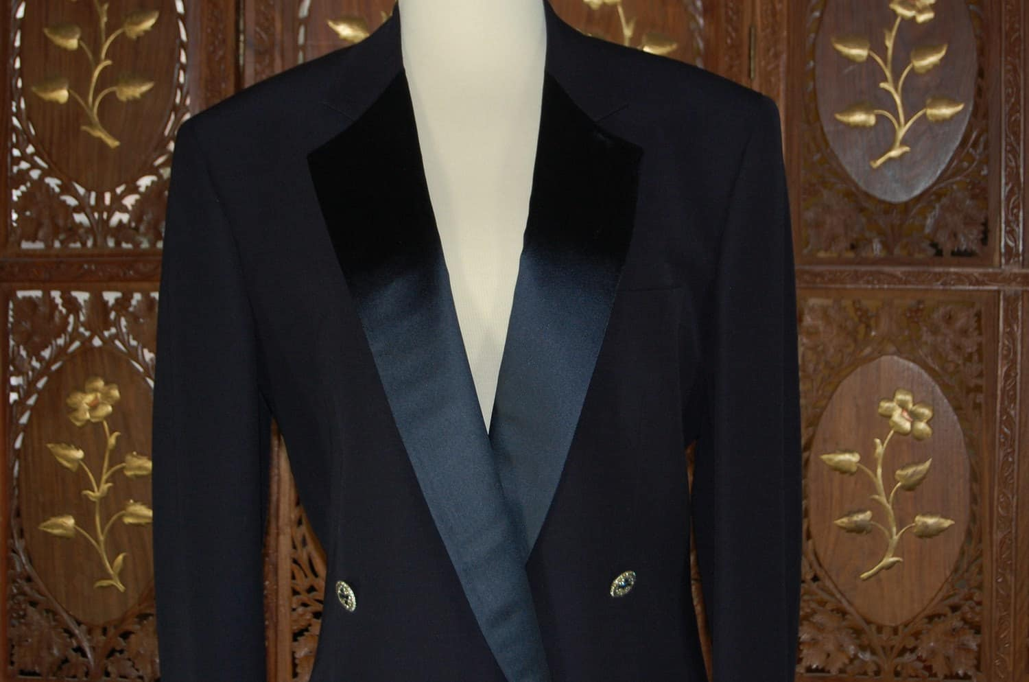 European Smoking Jacket