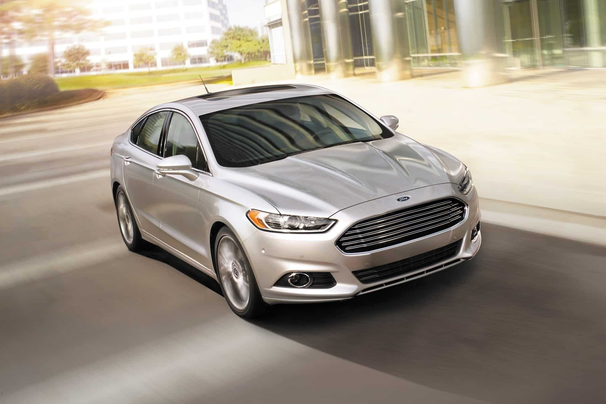Ford Fusion – used car