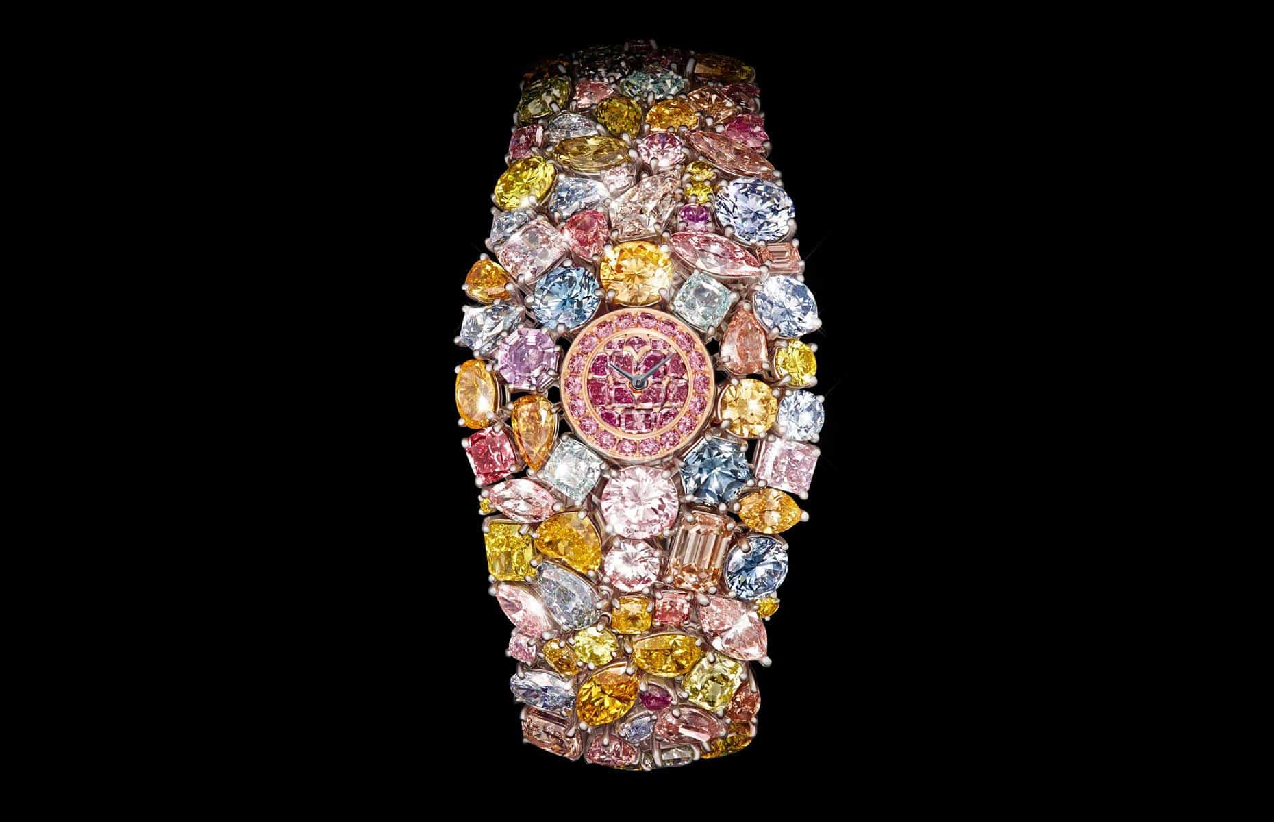 Graff Diamonds Hallucination – expensive watch