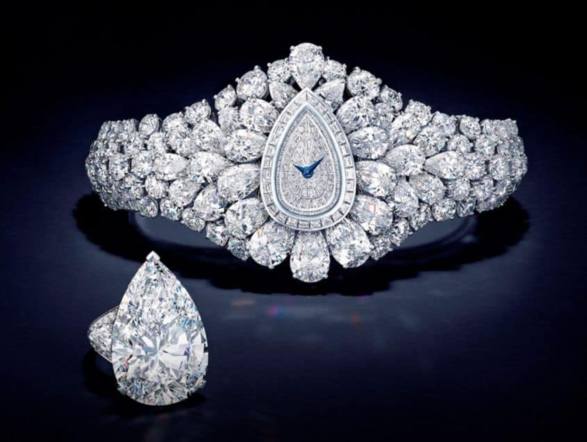 Graff Diamonds The Fascination – expensive watch