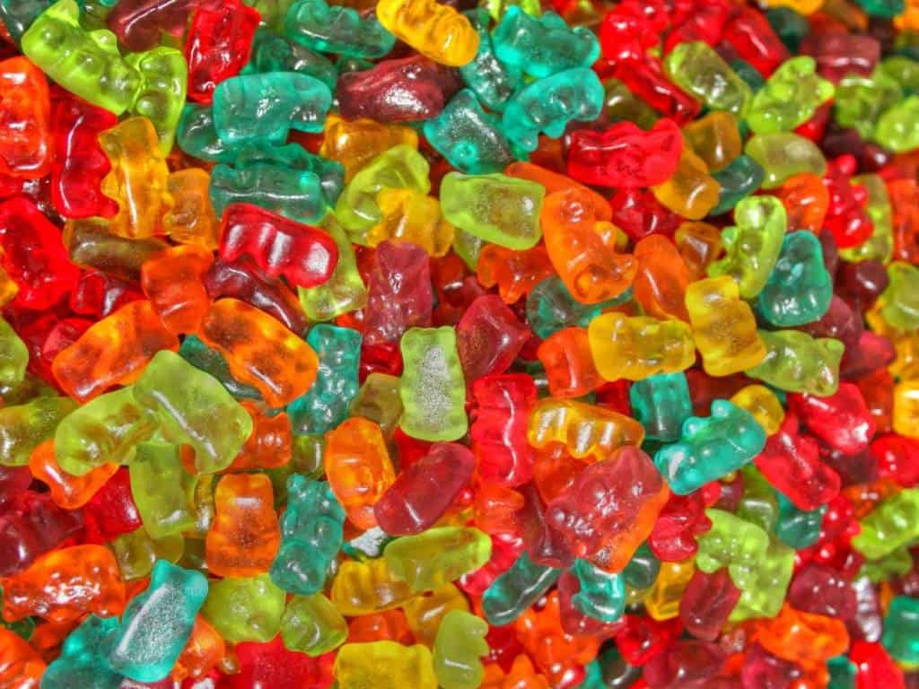Gummy Candies – food fact