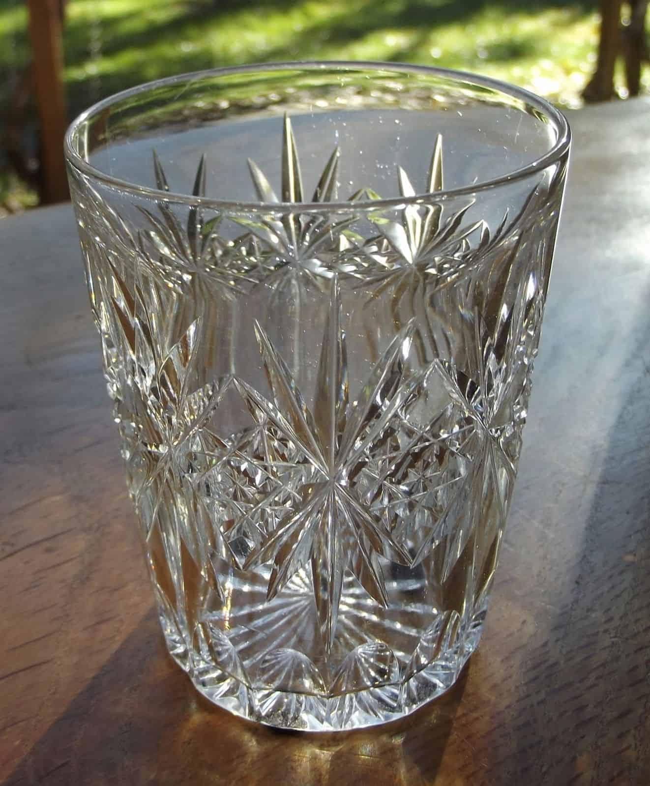 Hawkes Whiskey Glass