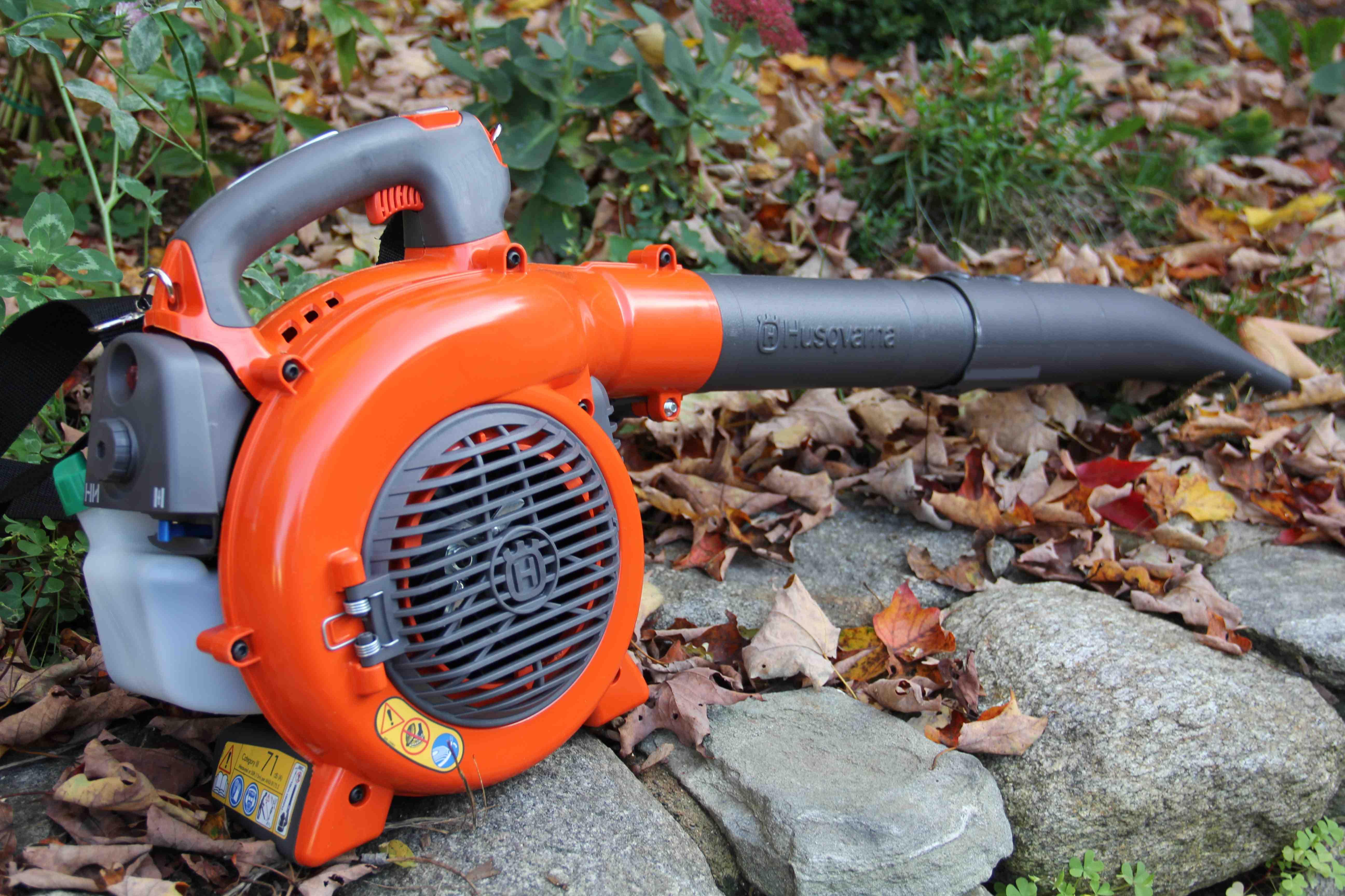Husqvarna 125BVX Handheld – leaf vacuum
