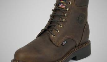 Justin Original Jmax Balusters Bay 6 american made boots 345x200 Kick Ass, Take Names: The 14 Best American Made Boots