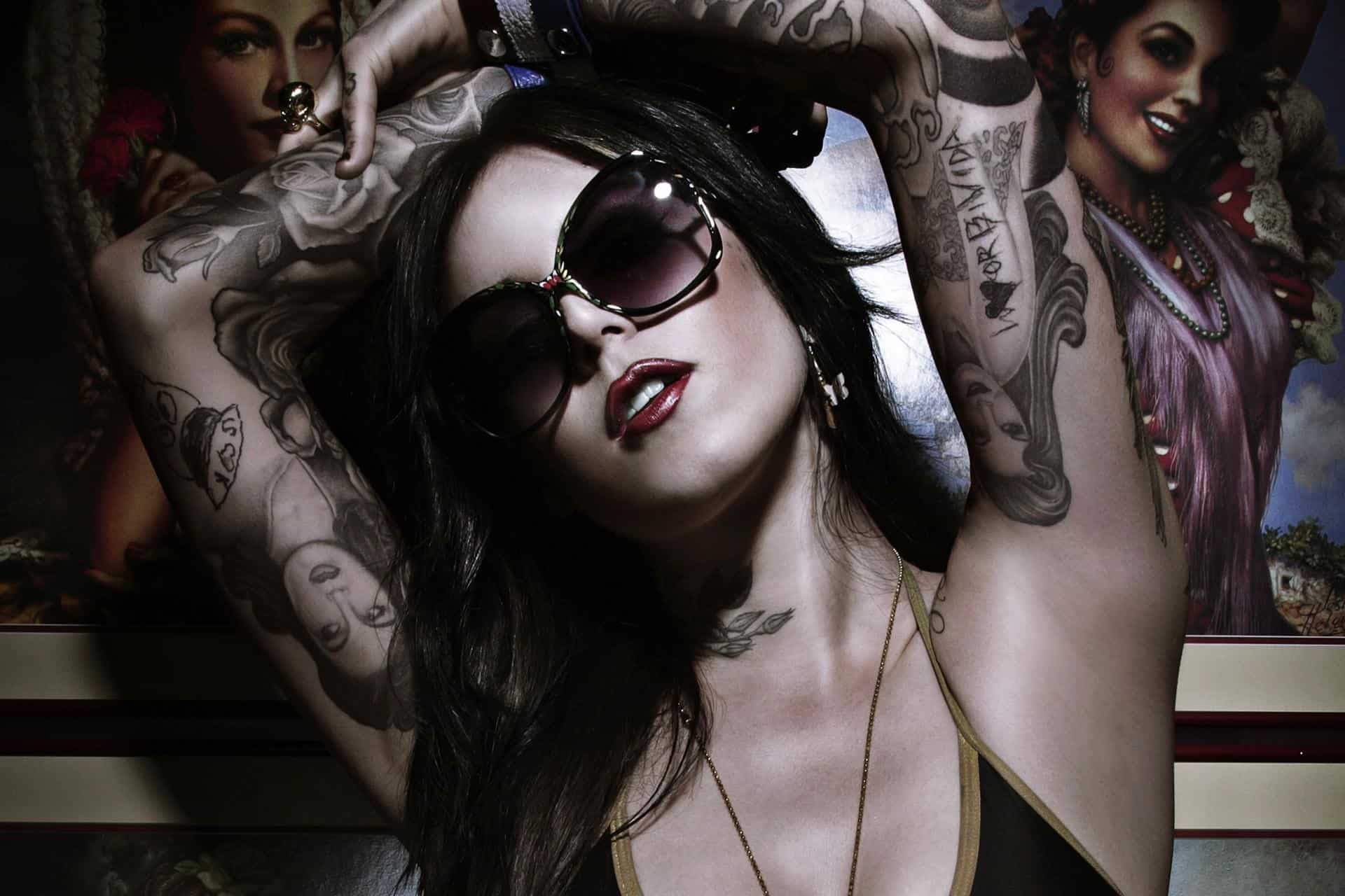 Kat Von D – brand no animal testing