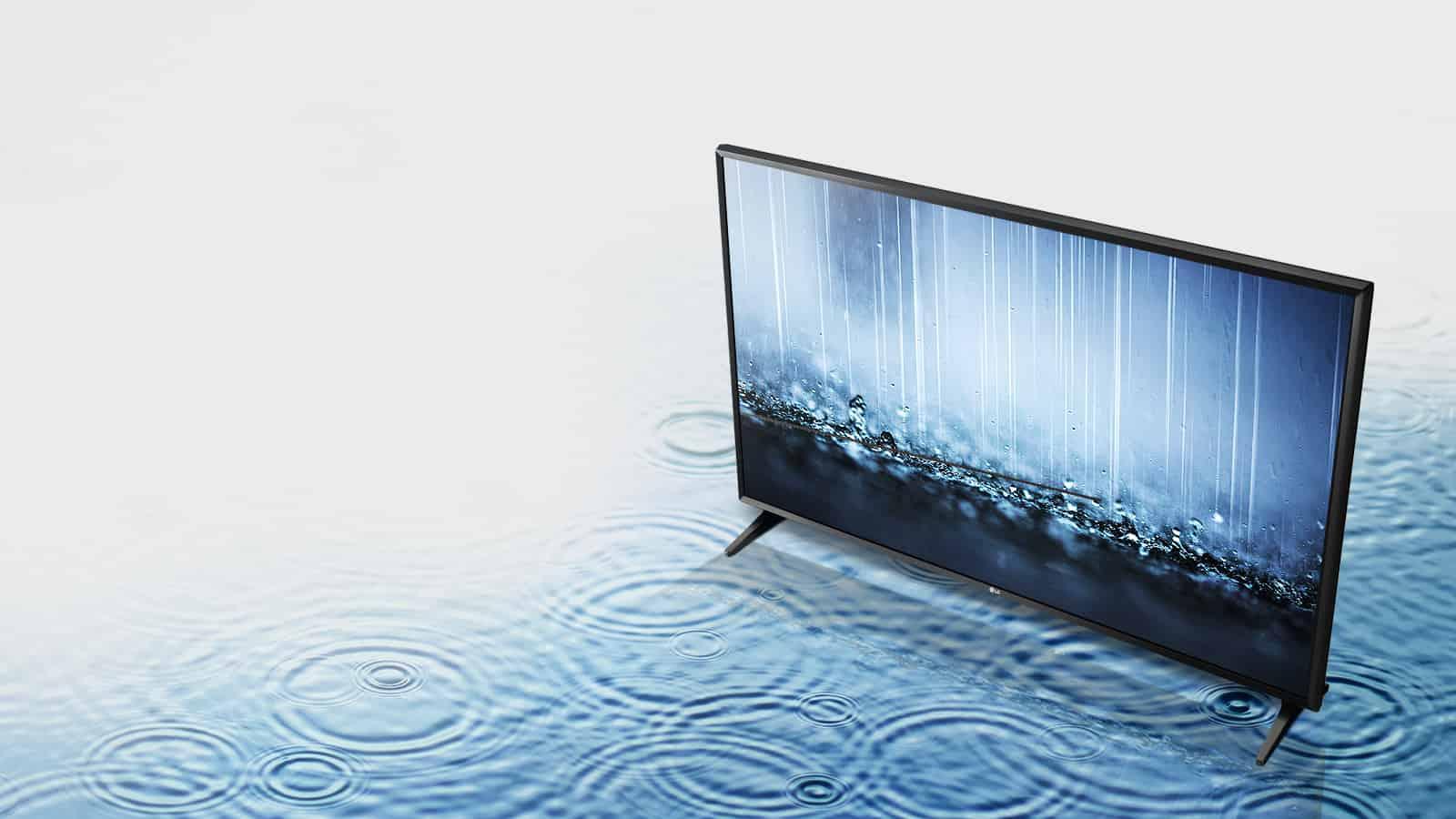 LG 49LJ5500 – gaming television