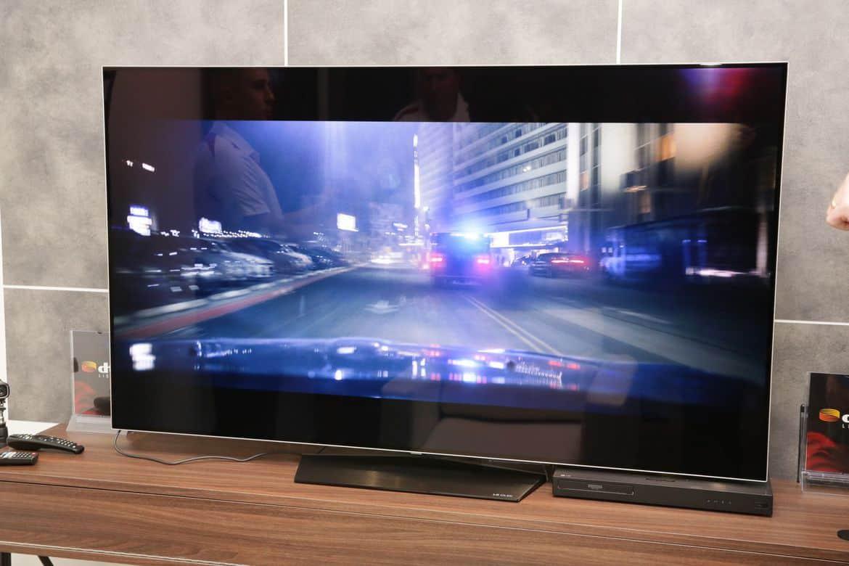LG B7 – gaming television