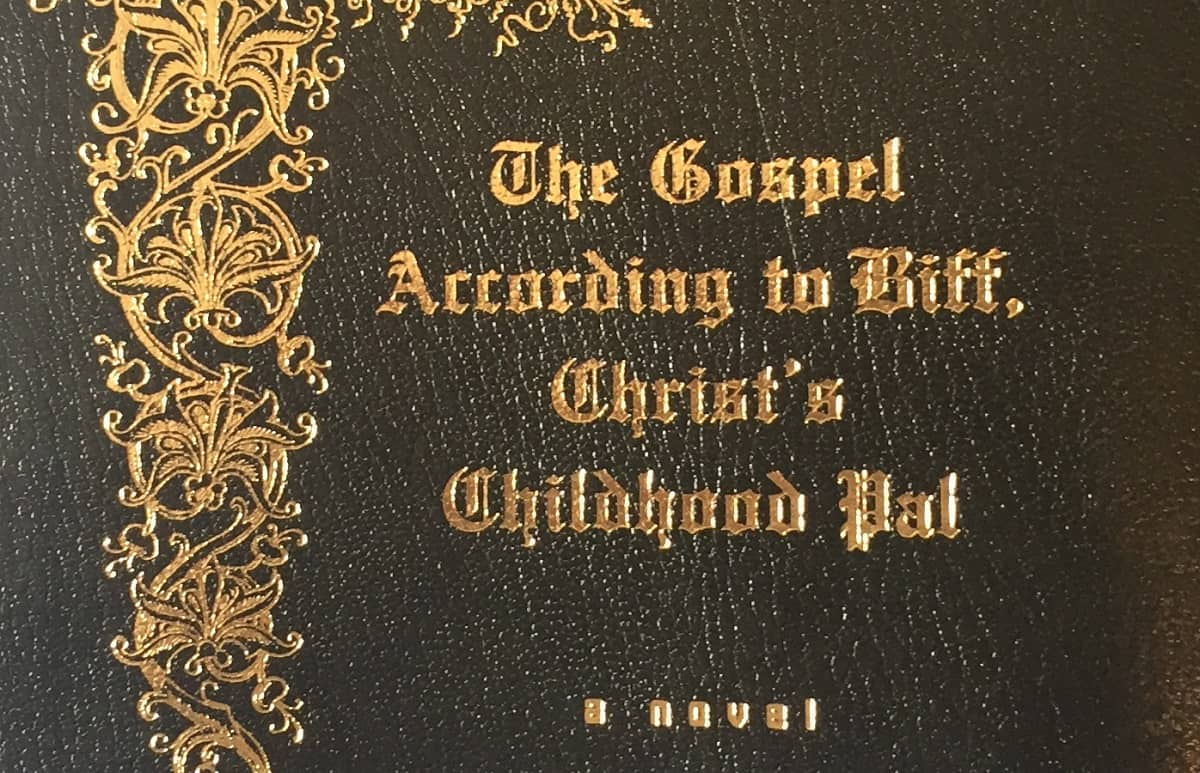 Lamb: The Gospel According to Biff, Christ's Childhood Pal – funny philosophy book