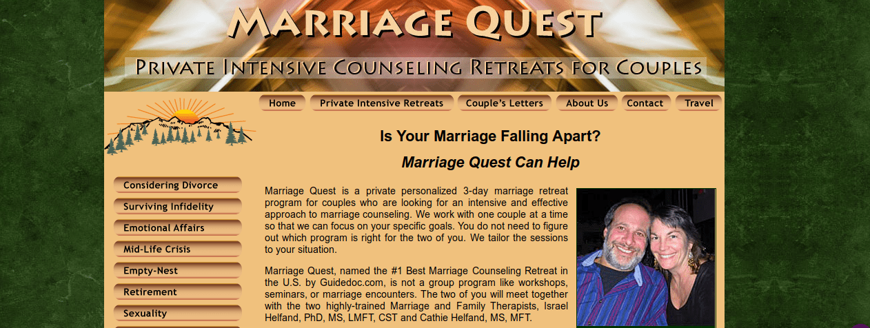Marriage Quest – Boot Camp