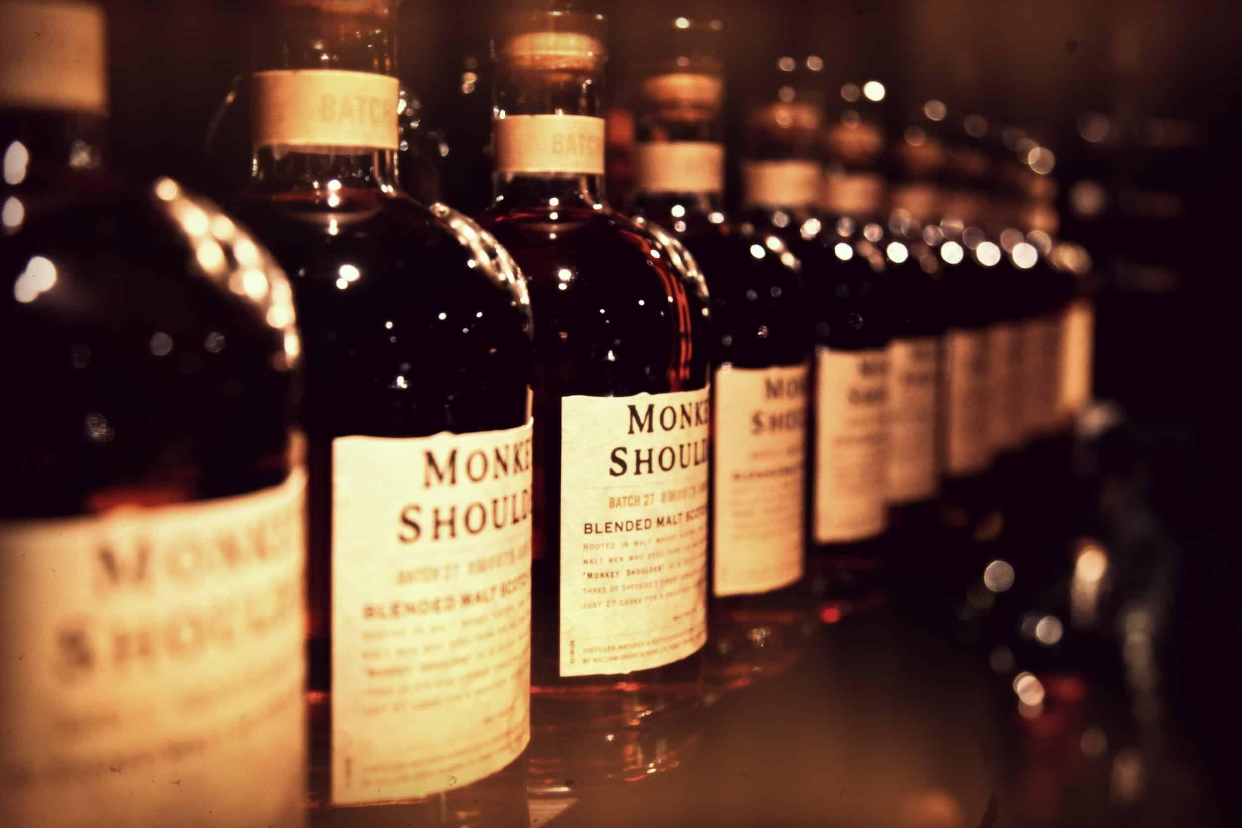 Monkey Shoulder – scotch under 50
