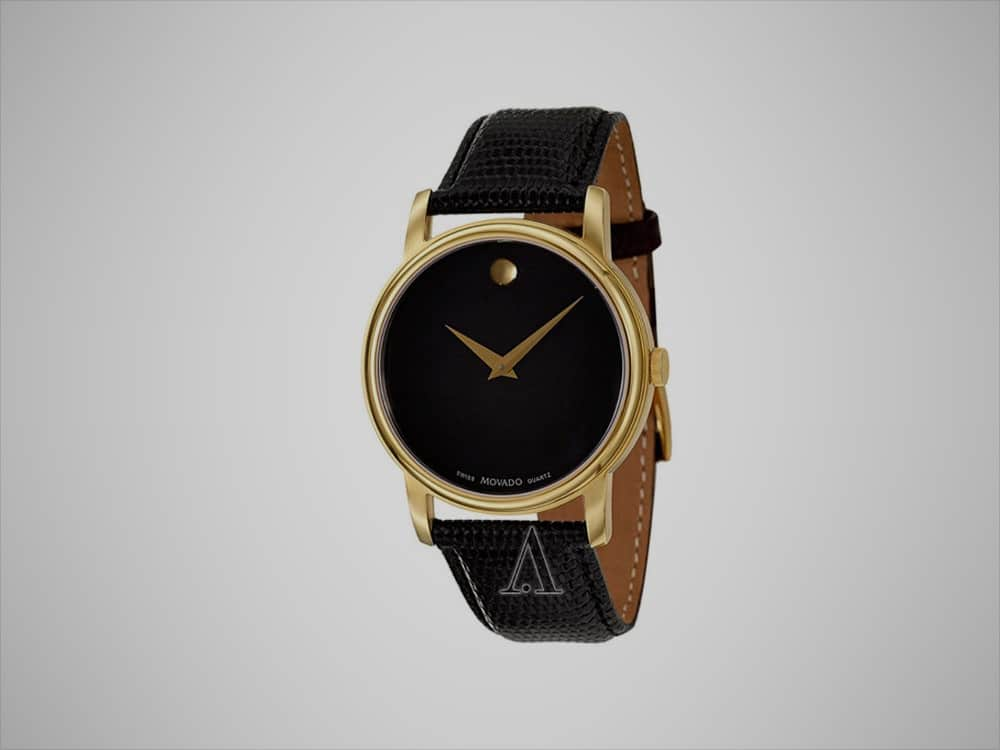 Movado Museum Dial Watch Under 500