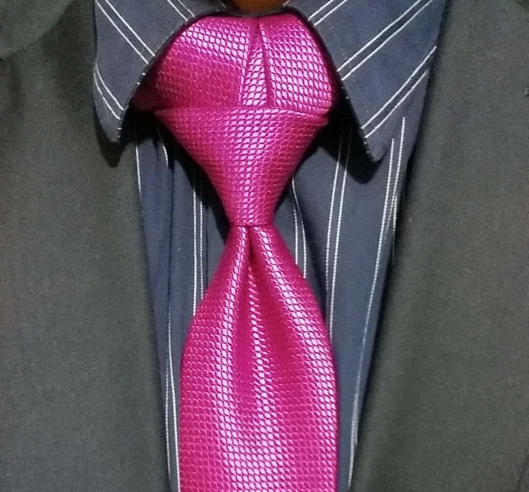 Necktie – cocktail attire for men
