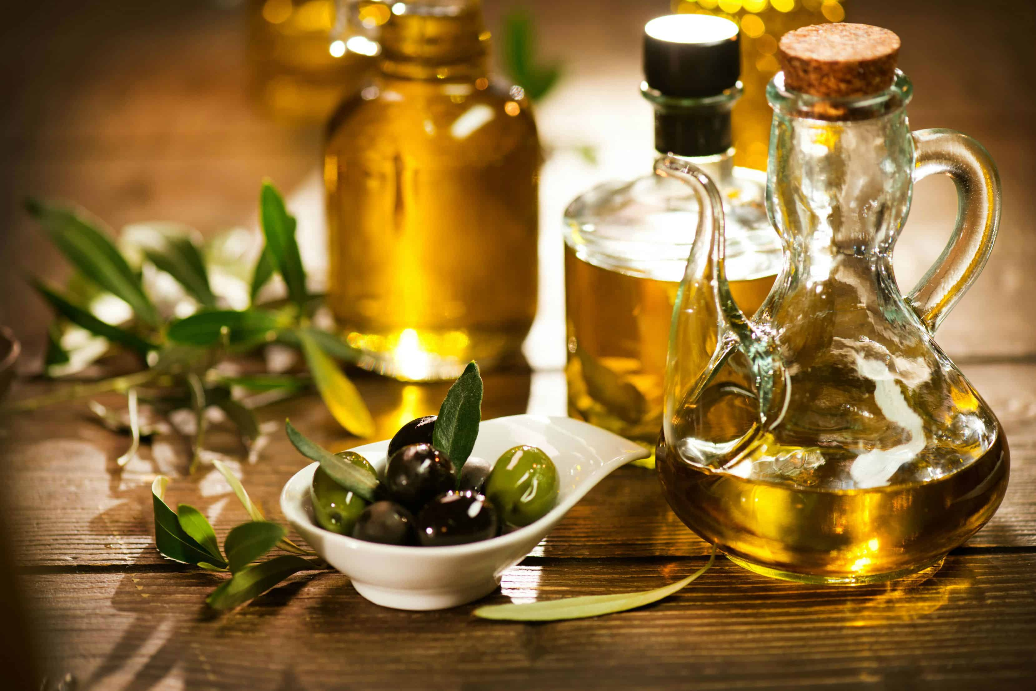 Olive Oil – food fact