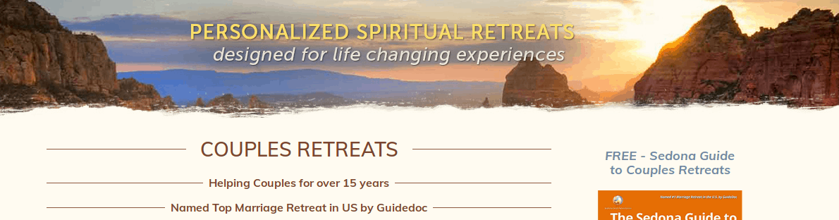 Sedona Soul Adventures – marriage boot camp