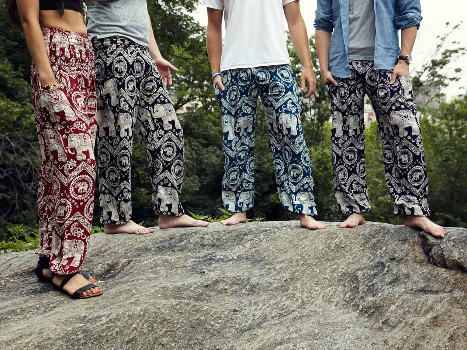 The Elephant Pants – brands help animals