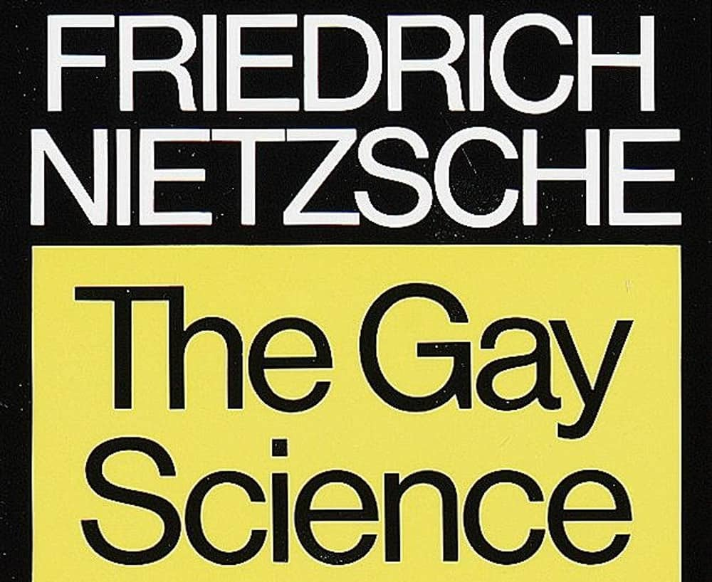The Gay Science – funny philosophy book