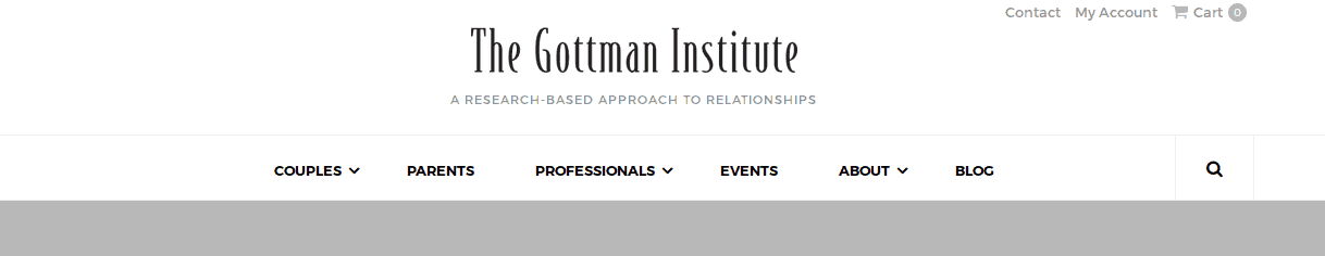 The Gottman Institute – marriage boot camp