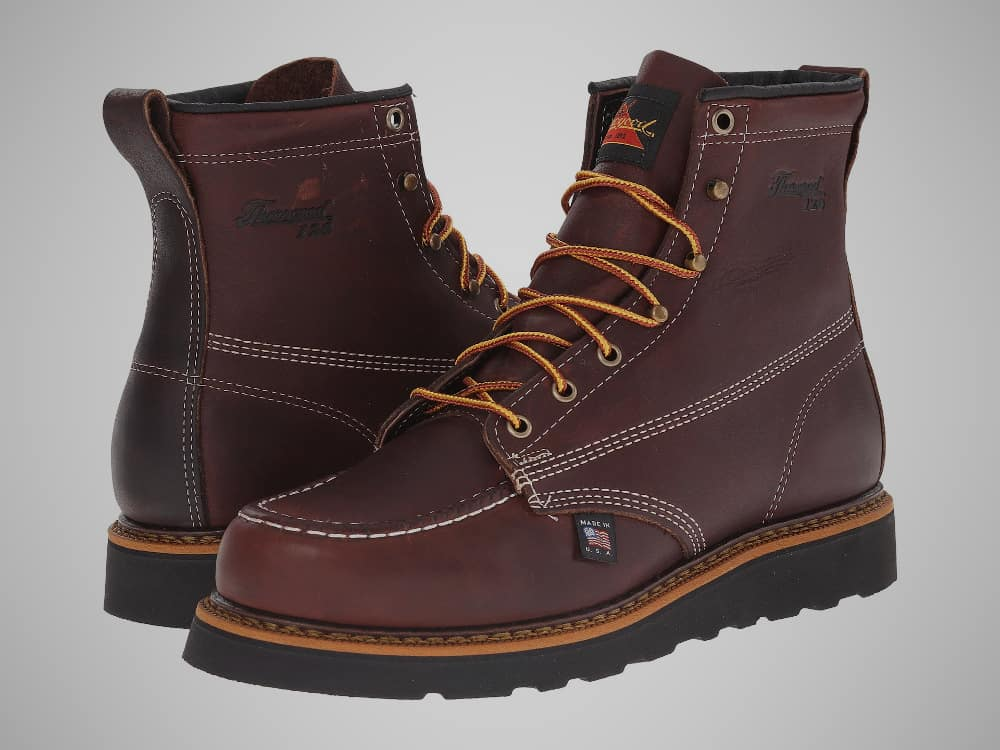 Thorogood American Made Heritage Boots