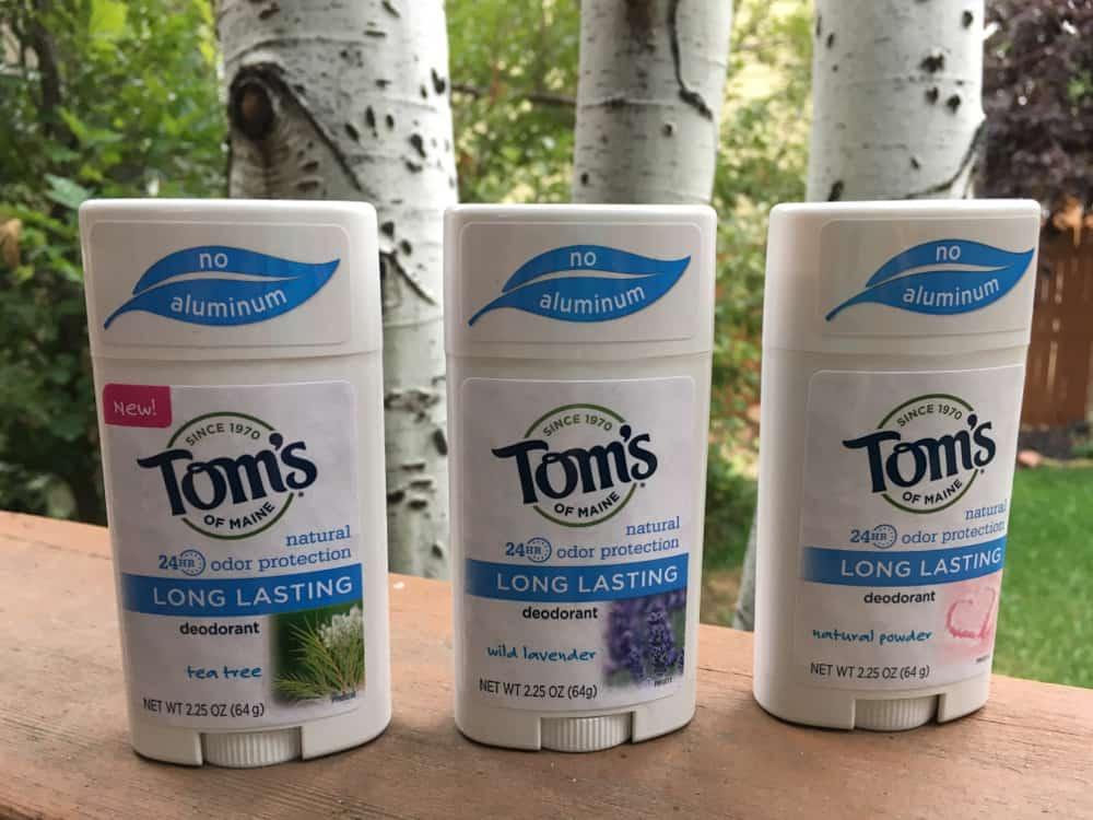 Tom's of Maine – brand no animal testing