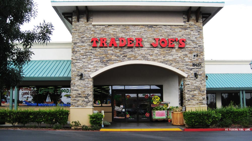 Trader Joe's – brand no animal testing