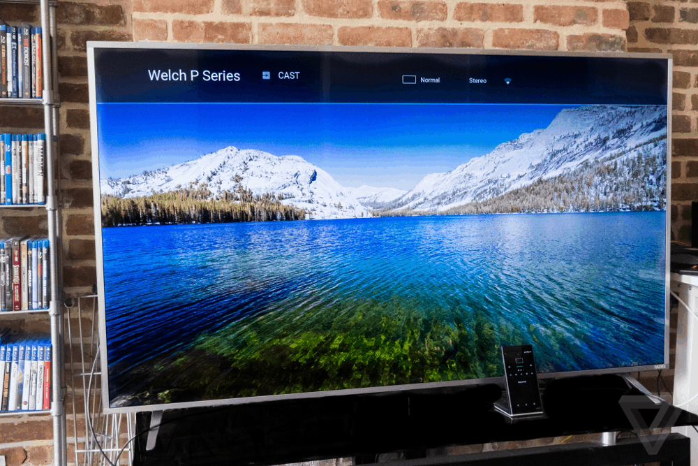 Vizio P Series – gaming television