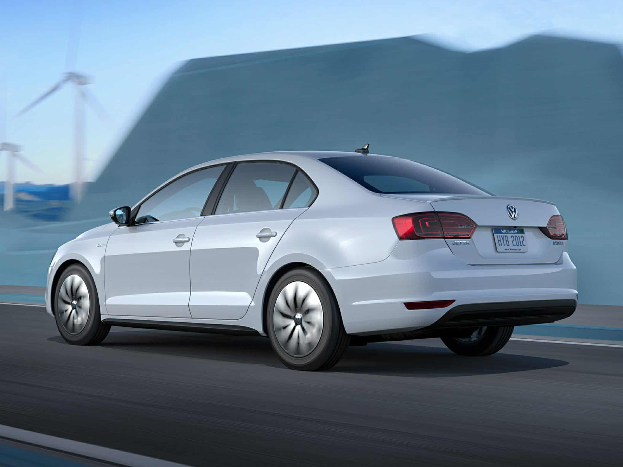 Volkswagen Jetta – used car