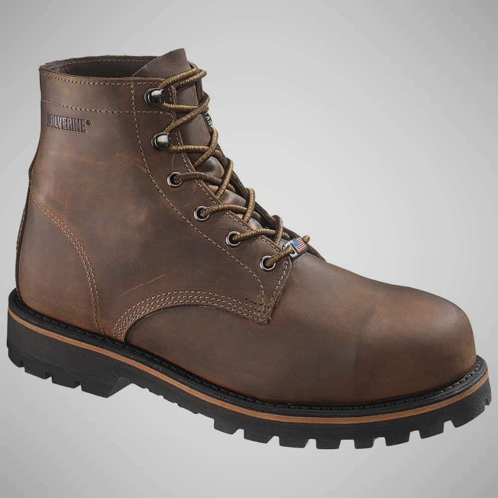 Wolverine Plainsman – american made boot