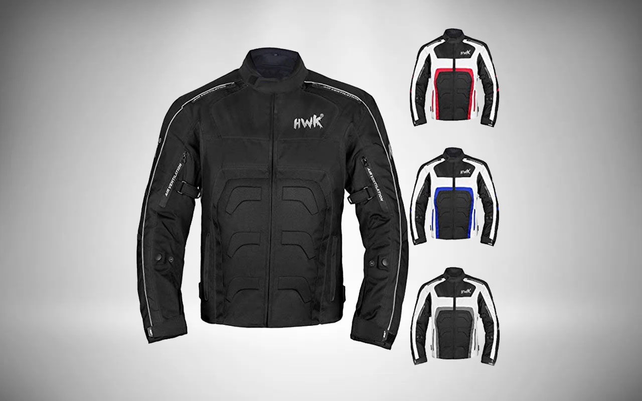 HHR Enduro Waterproof Armor Motorcycle Jacket 1 Best Motorcycle Jackets for Cool Men (Review) in 2021
