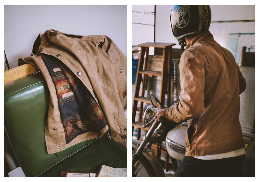 Iron & Resin Mojave Motorcycle Jacket