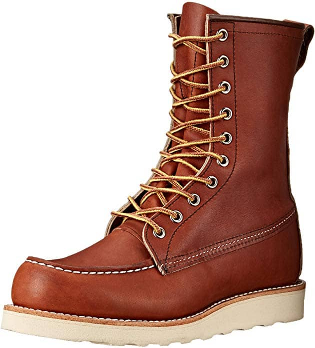 Red Wing Heritage Mens Moc Boot
