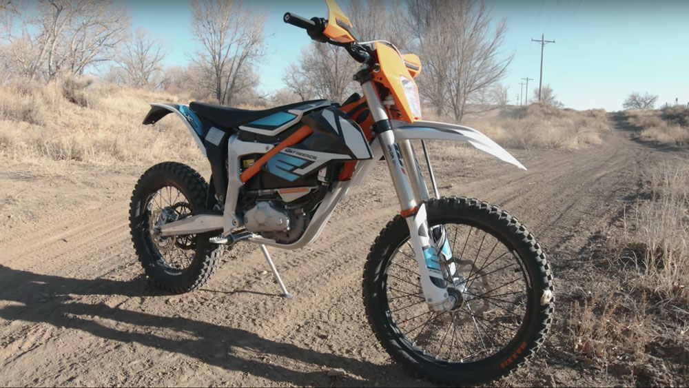 2020 KTM Freeride E XC Off Road Electric Dirt Bike Off the Beaten Path: The 7 Best Electric Dirt Bikes You Can Buy Today