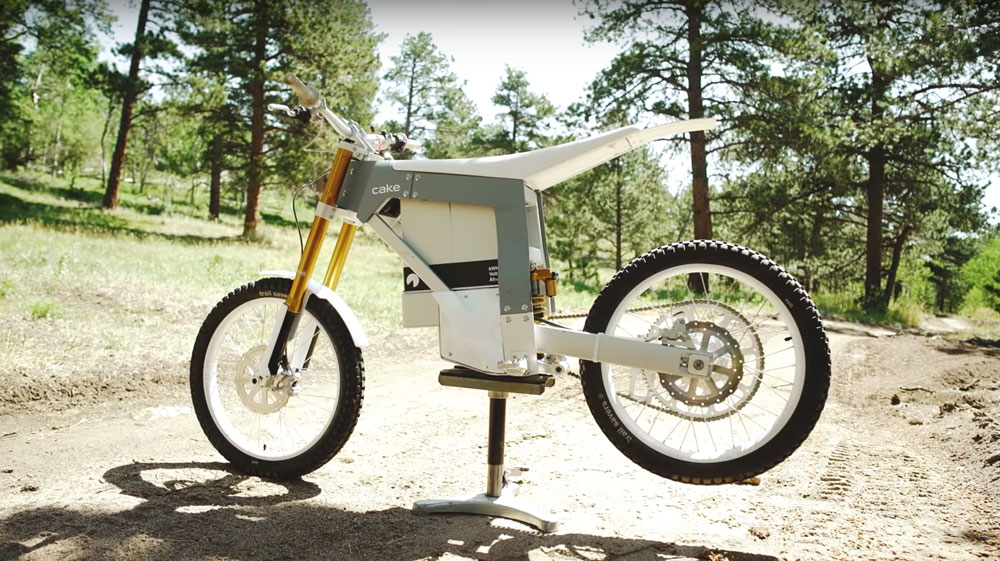 CAKE Kalk OR Offroad electric motorcycle
