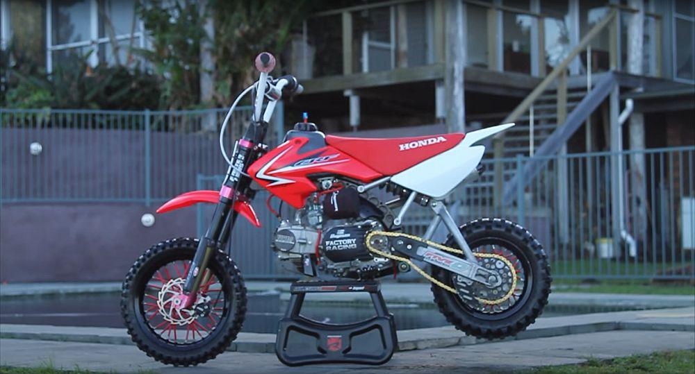 Honda CRF50 – Best Beginner Pit Bike