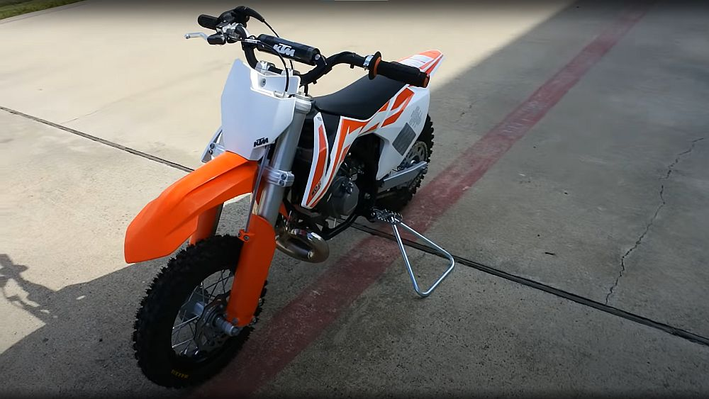 KTM SX50 Mini - Dirt Bike for Kids