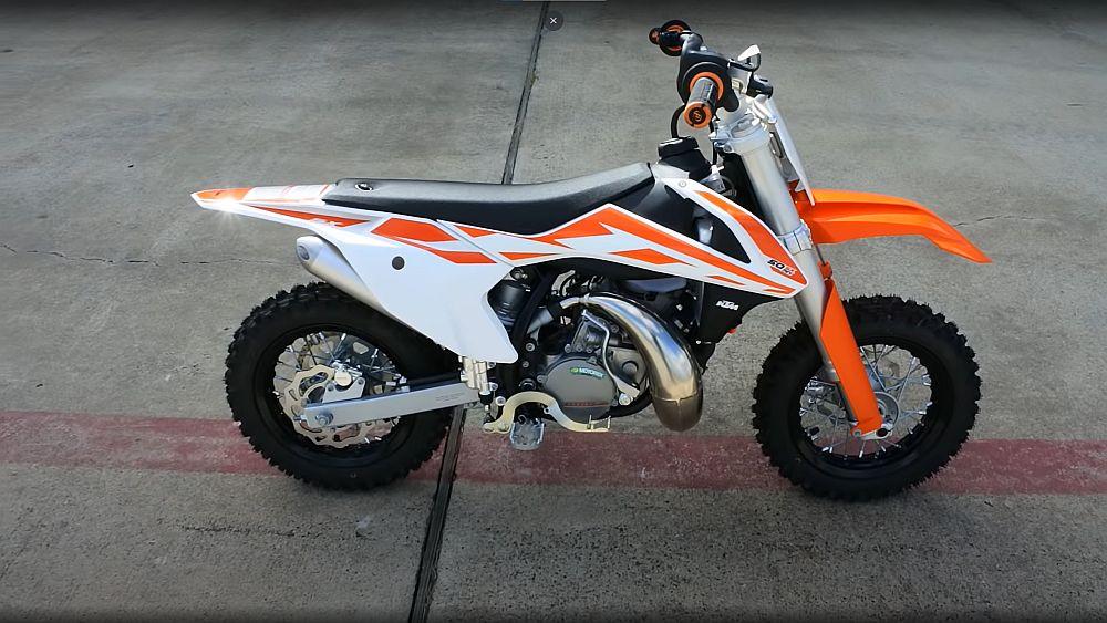 KTM SX50 Mini