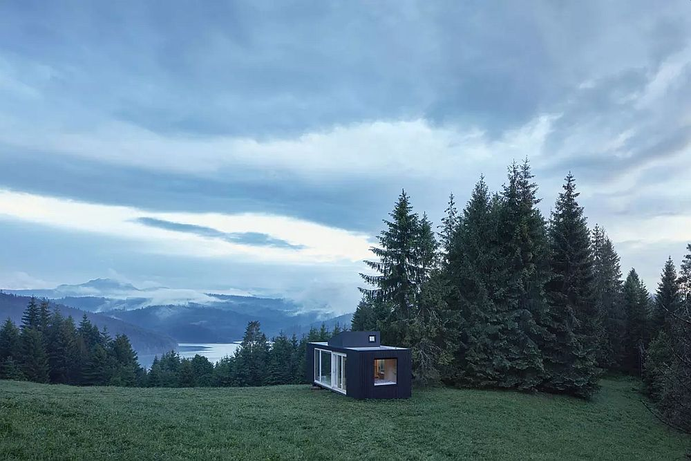 Ark Shelter – mountain prefab cabin