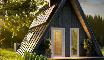 Avram Duo Series prefab cabin