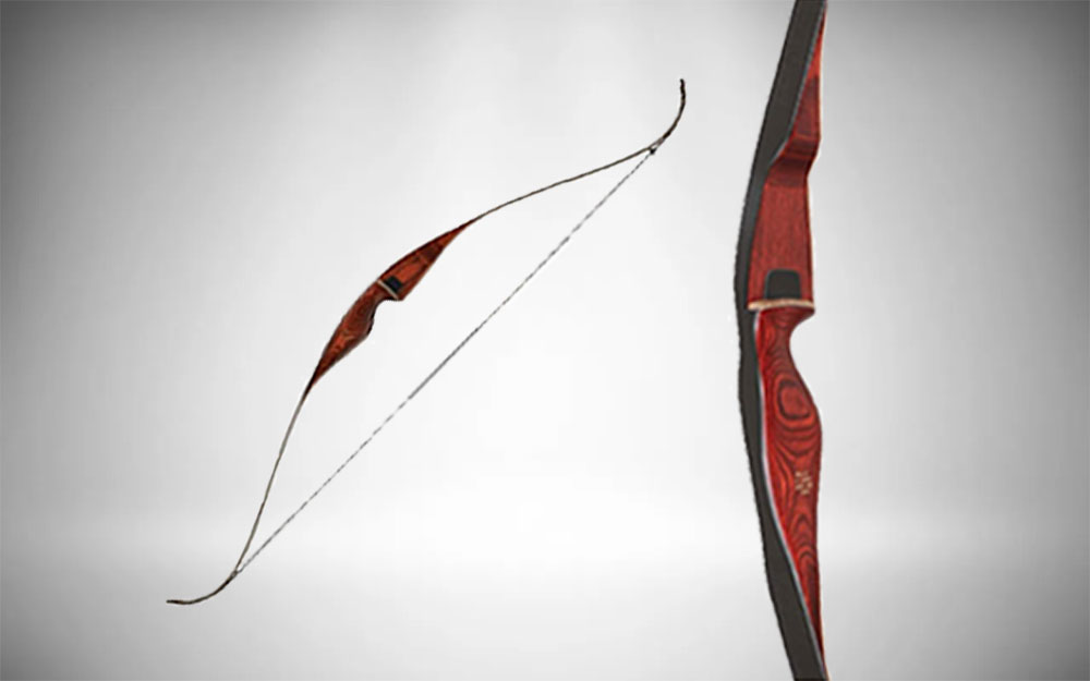 Bear Archery Grizzly Recurve Bow for Hunting